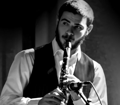 Clarinetista Daniel Blazquez