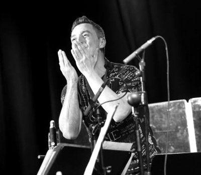 Clarinetista Jesus María Herrero