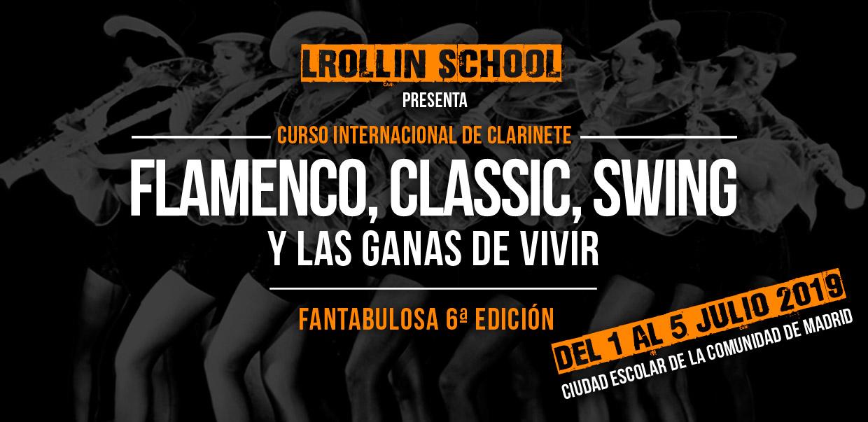 5 edicion flamenco, classic, swing y las ganas de vivir